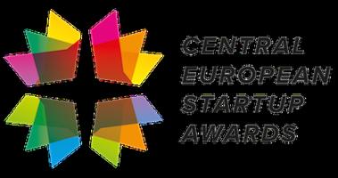 Výsledok vyhľadávania obrázkov pre dopyt logo Central European Startup Awards